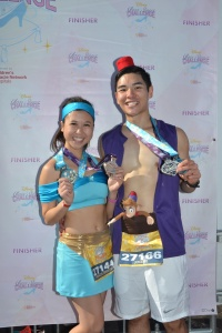 Princess Half Finishers