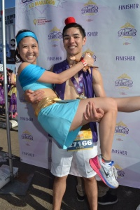 Glass Slipper Challenge Finishers